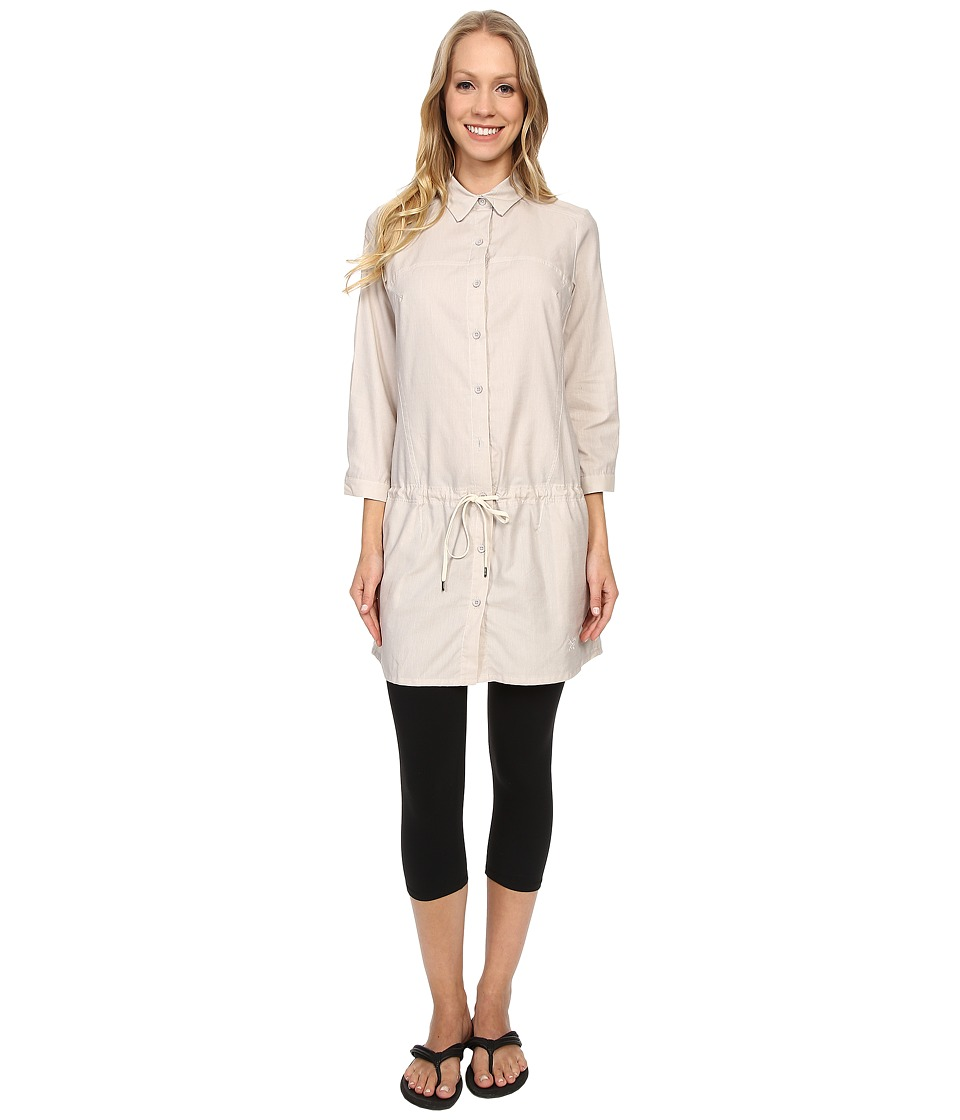 Arcteryx Blanchard Tunic Bone Womens Blouse