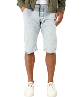 G-Star - Arc 3D Wisk Denim Shorts in Light Aged