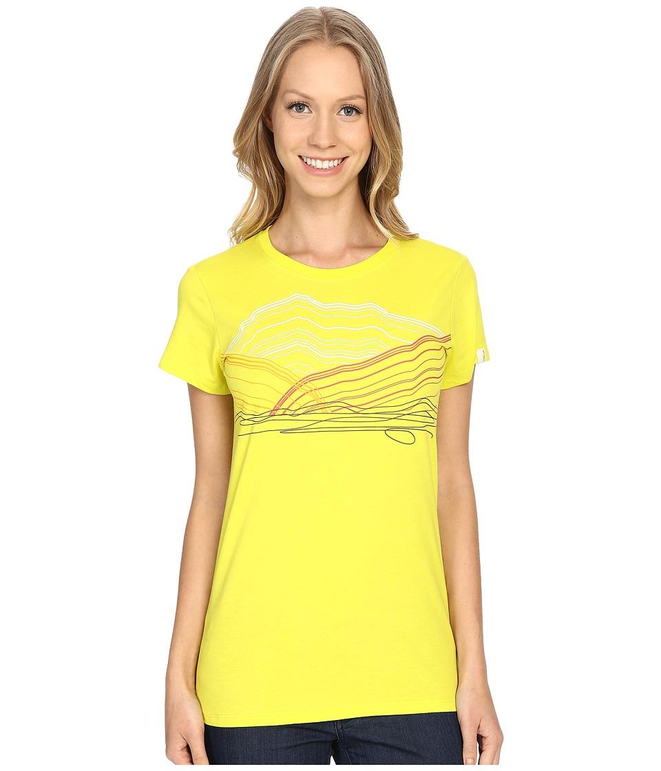 Arcteryx Robson Short Sleeve Crew Euphoria Womens Clothing