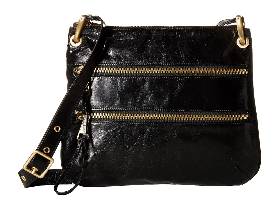 Hobo - Everly (Black) Handbags