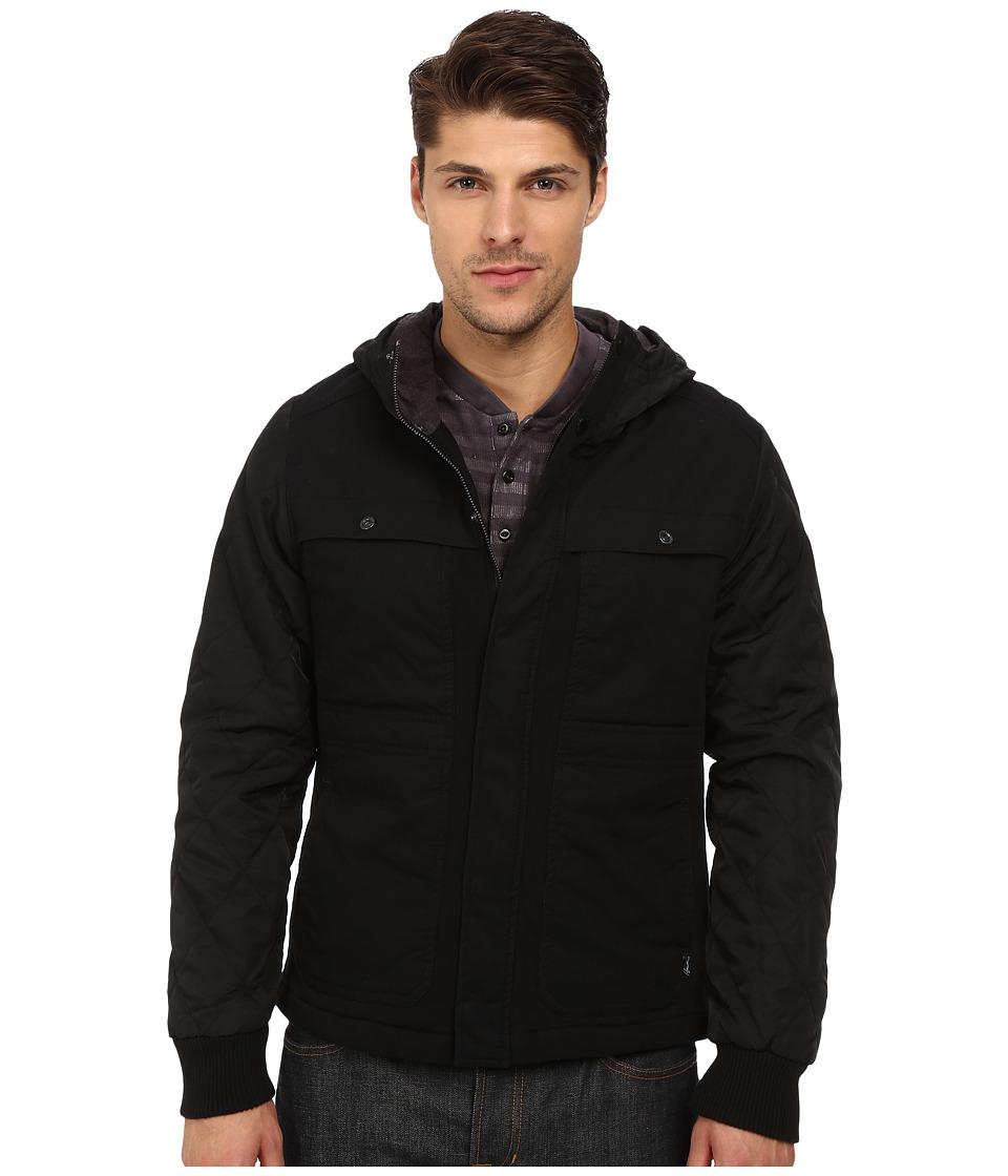 Howe King Slayer Outerwear Black Mens Coat