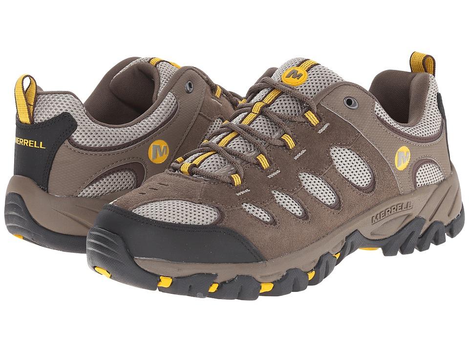 Merrell - Ridgepass (Boulder/Old Gold) Mens Shoes
