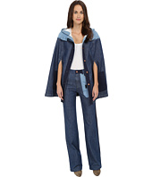 See by Chloe - Denim Patch Cape
