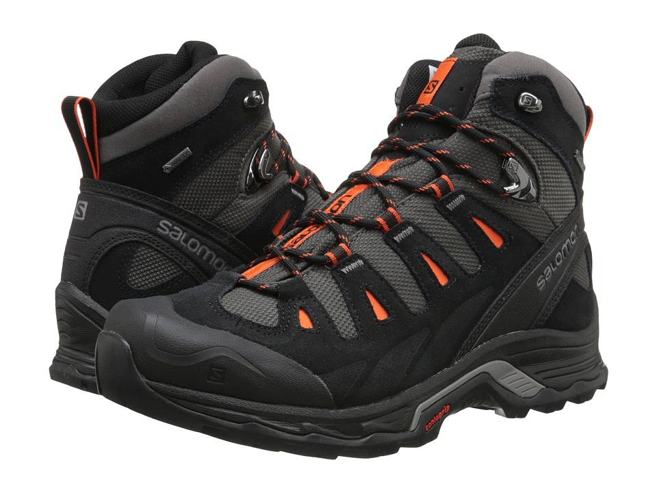Salomon Quest Prime GTX (Autobahn/Black/Tomato Red) Men