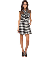 RED VALENTINO - Abito Sleeveless Dress