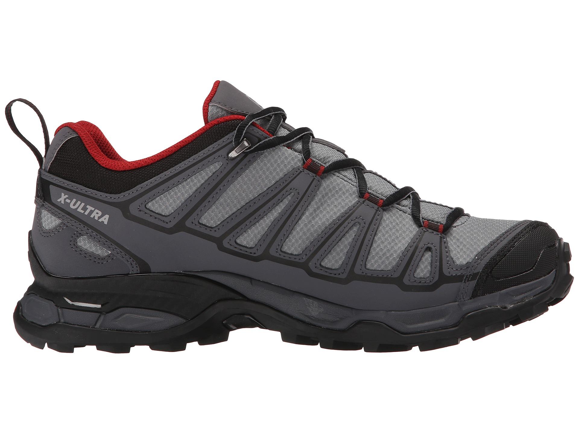 Salomon X Ultra Prime Cs Wp Hiking Shoe Men S