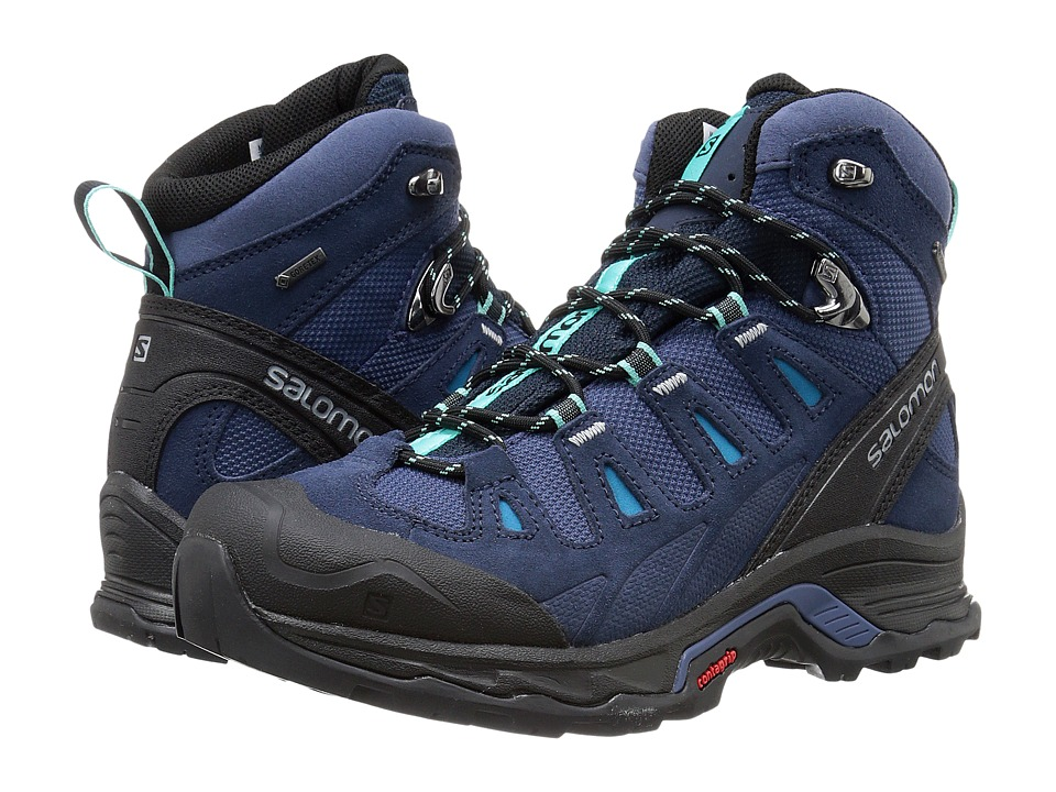 Quest Prime GTX (Slateblue/Deep Blue/Bubble Blue)