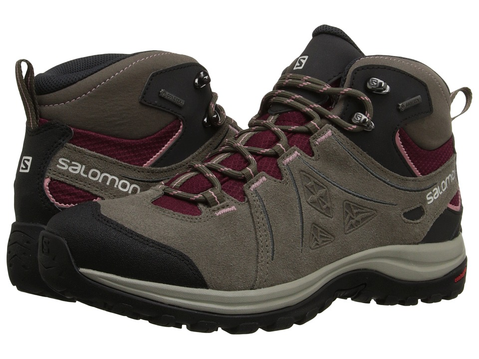 Ellipse 2 Mid LTR GTX (Bordeaux/Swamp/Dusty Pink)