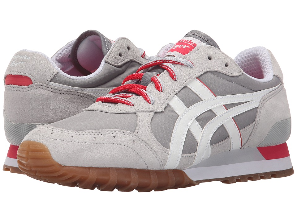 Onitsuka Tiger by Asics Colorado Eighty Five Medium Grey/White Womens Classic Shoes