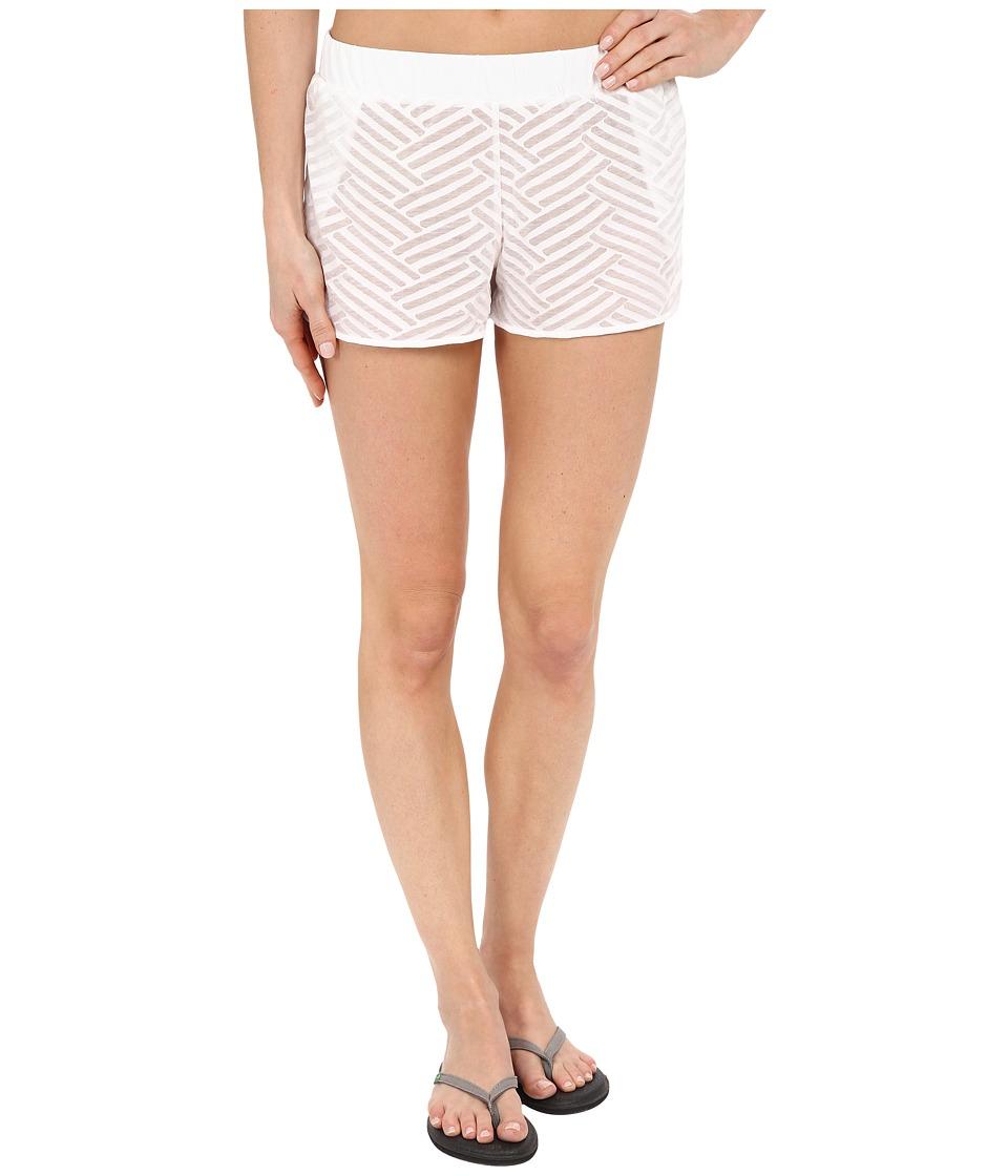 Lole Judy Shorts White Claws Womens Shorts