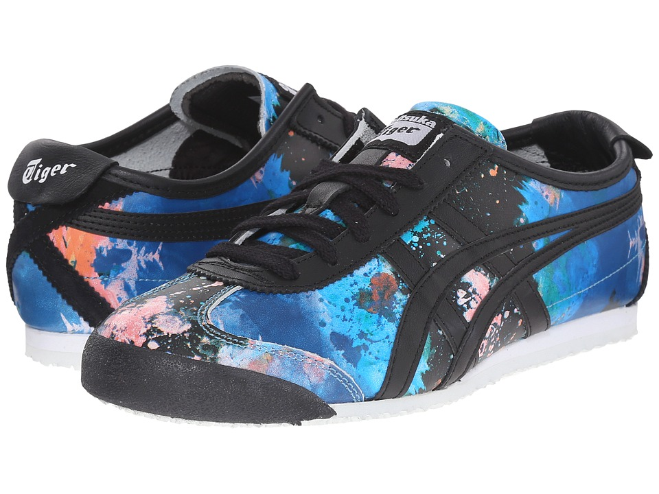 Onitsuka Tiger by Asics Mexico 66 Black/Black 3 Womens Classic Shoes