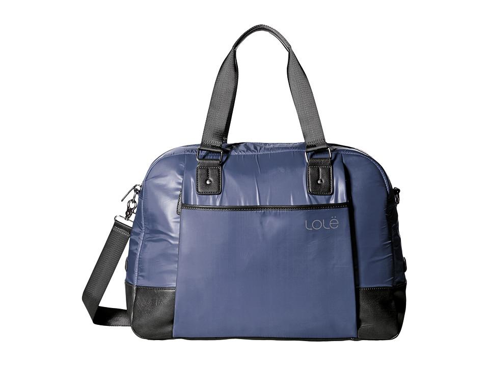 Lole - Deena Duffel Bag (Dark Denim) Duffel Bags