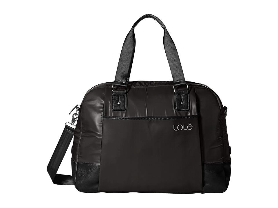 Lole - Deena Duffel Bag (Black) Duffel Bags