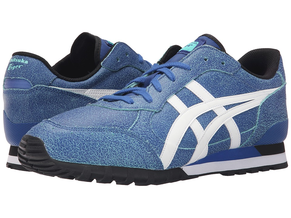 Onitsuka Tiger by Asics Colorado Eighty Five Monaco Blue/White Shoes