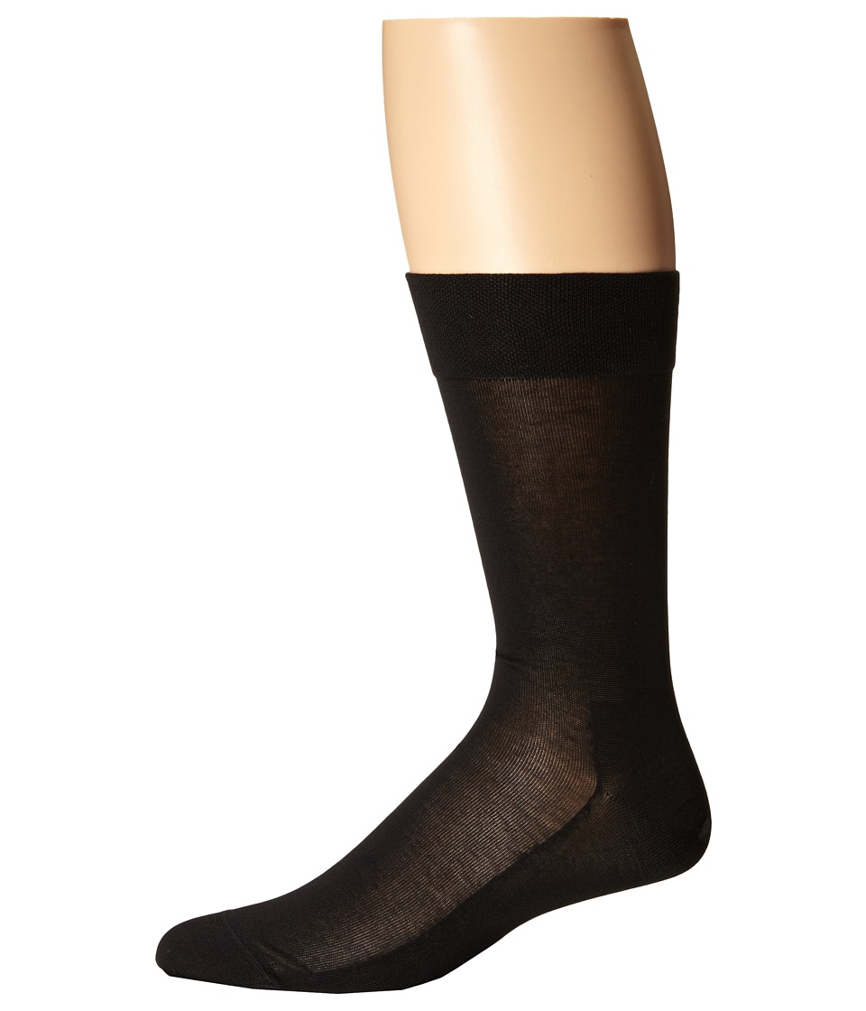 Falke - Sensitive Malaga Socks (Black) Mens No Show Socks Shoes