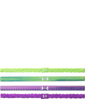 Under Armour - UA Graphic Elastic Headband 4-Pack (Youth)