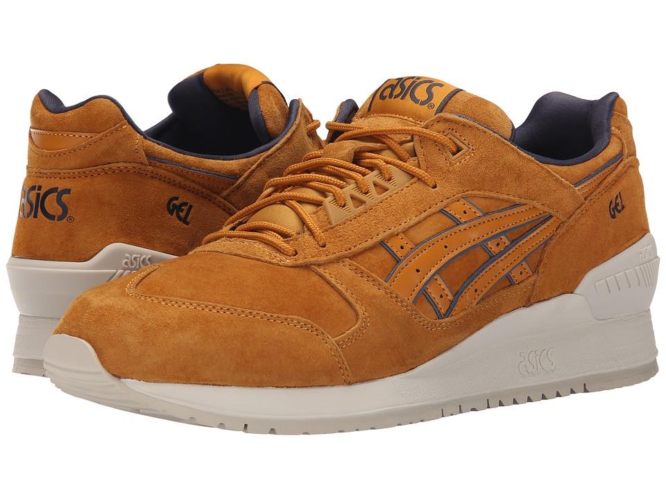 ASICS Tiger Gel Respector Tan/Tan Shoes