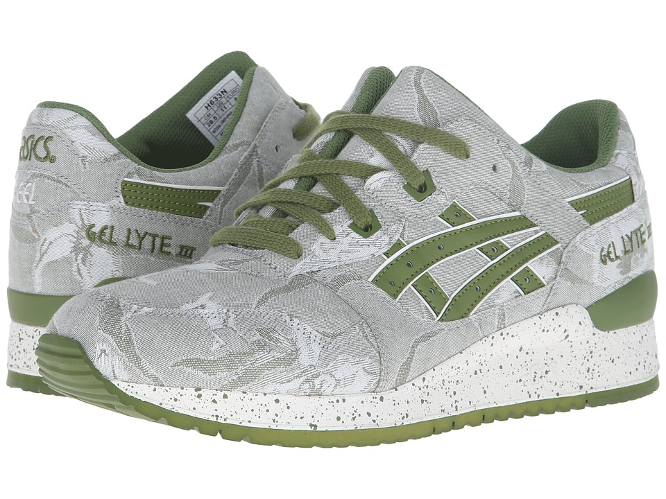 ASICS Tiger Gel Lyte III Cedar Green/Cedar Green Classic Shoes