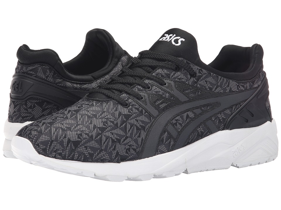ASICS Tiger Gel Kayano Trainer EVO Black/Dark Grey Shoes