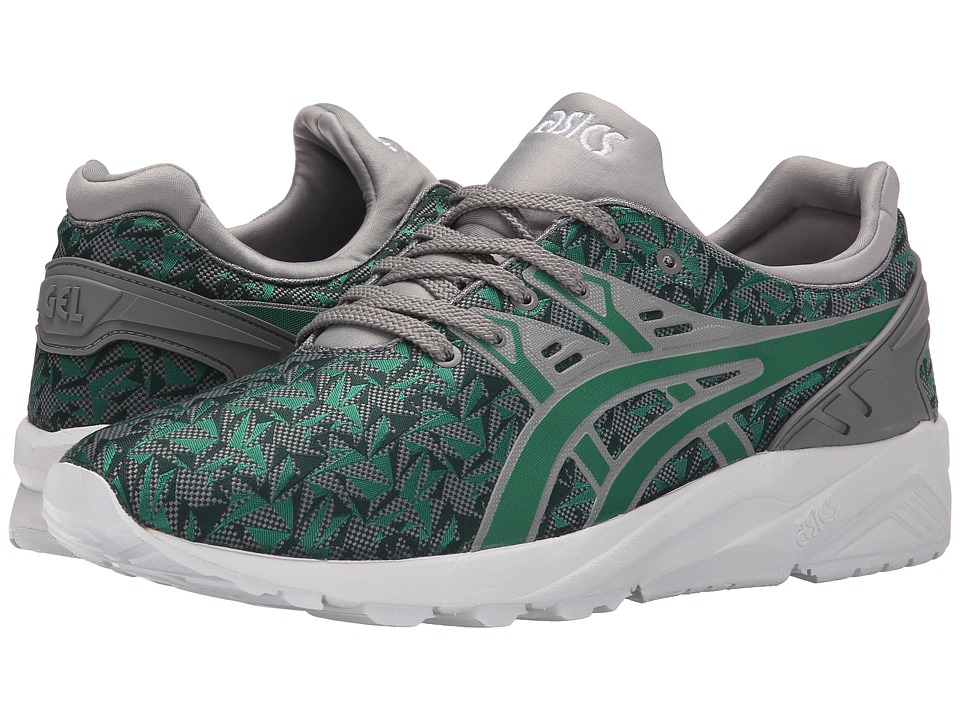 ASICS Tiger Gel Kayano Trainer EVO Green/Green Shoes
