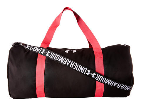Under Armour UA Favorite Everyday Duffel (Youth) - Black/Harmony Red/White