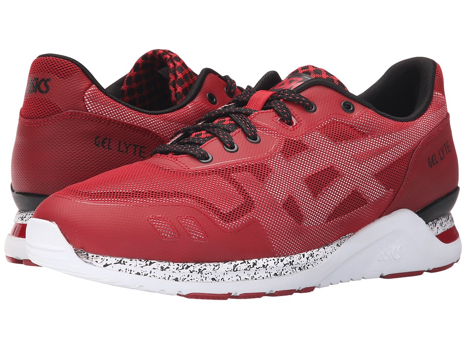ASICS Tiger Gel Lyte EVO NT Tango Red/White Shoes