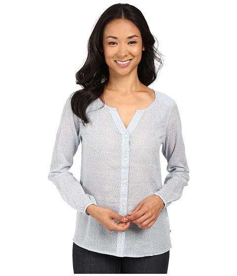 Toad&Co Airbrush Print Long Sleeve Shirt