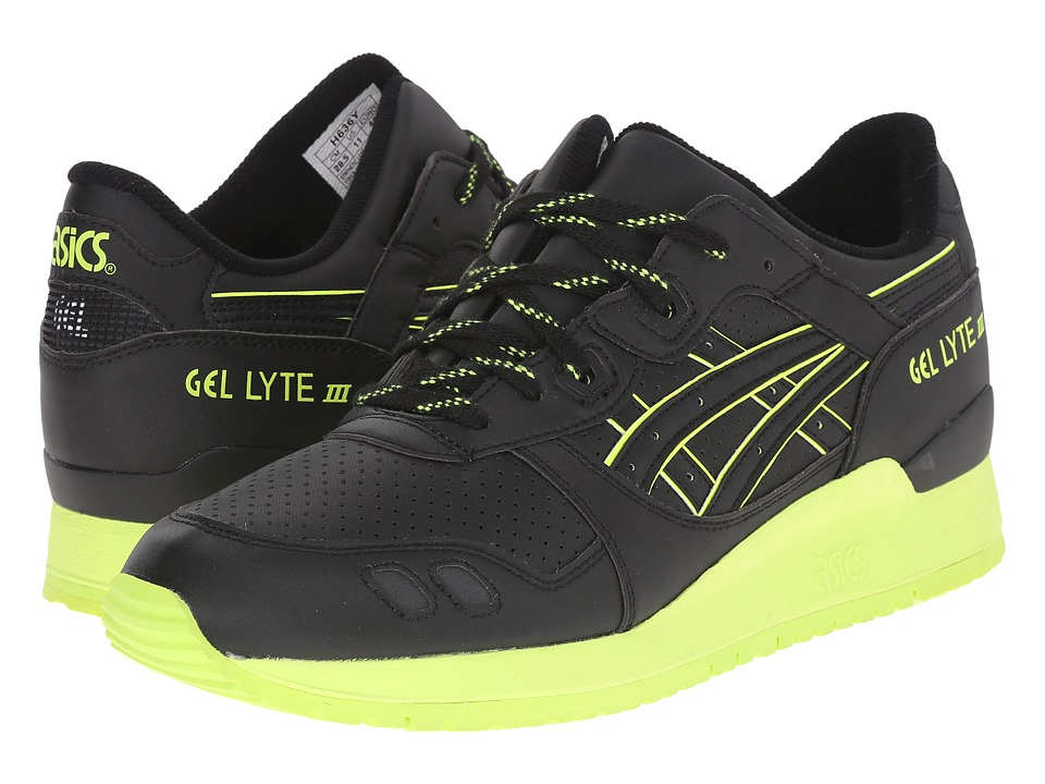 ASICS Tiger Gel Lyte III Black/Black 2 Classic Shoes