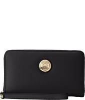 Tommy Hilfiger - Signature Coin Travel Zip Wallet