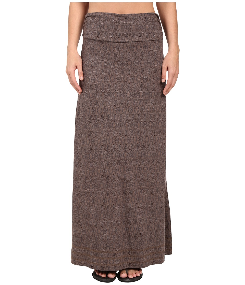 ToadampCo Chakalaka Skirt Falcon Brown Tapestry Womens Skirt
