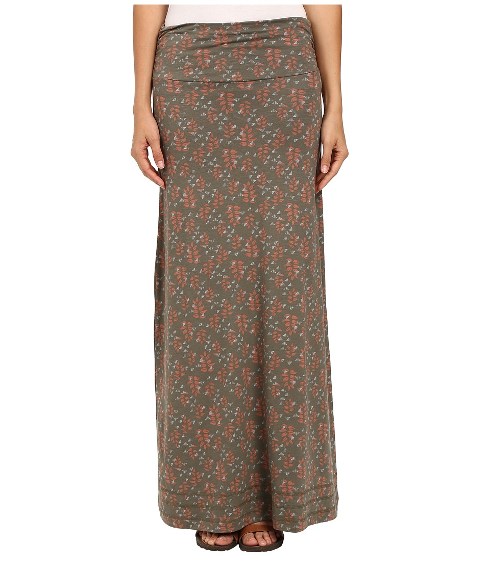 ToadampCo Chakalaka Skirt Dusty Olive Found Forest Womens Skirt