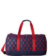 Tommy Hilfiger - Printed Canvas Medium Duffel