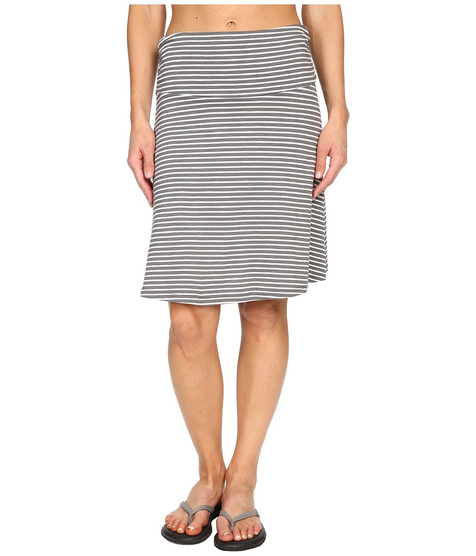 ToadampCo Chaka Skirt Smoke Stripe Womens Skirt