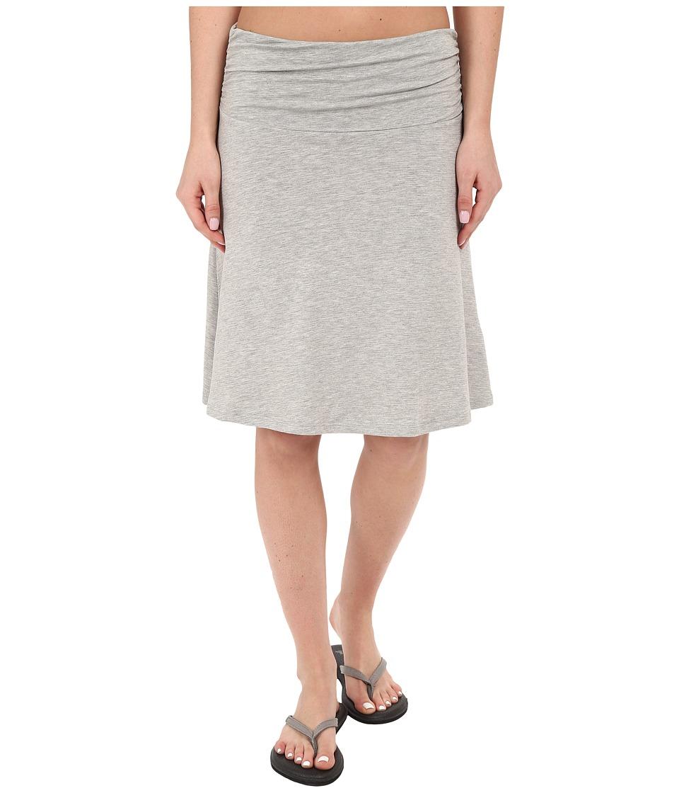 ToadampCo Chaka Skirt Heather Grey Womens Skirt