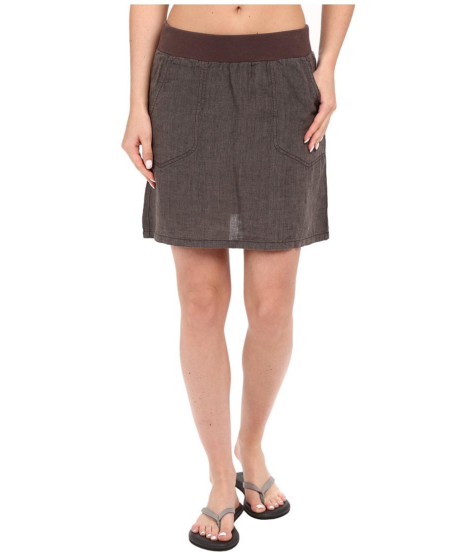 ToadampCo Lina Skirt Falcon Brown Womens Skirt