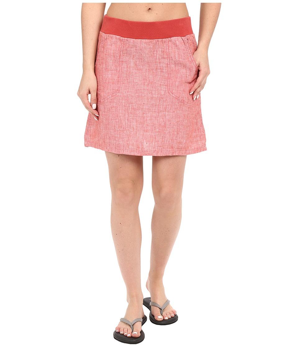 ToadampCo Lina Skirt Cedar Womens Skirt