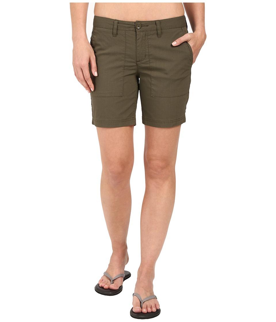 ToadampCo Bristlecone Shorts Dark Moss Womens Shorts