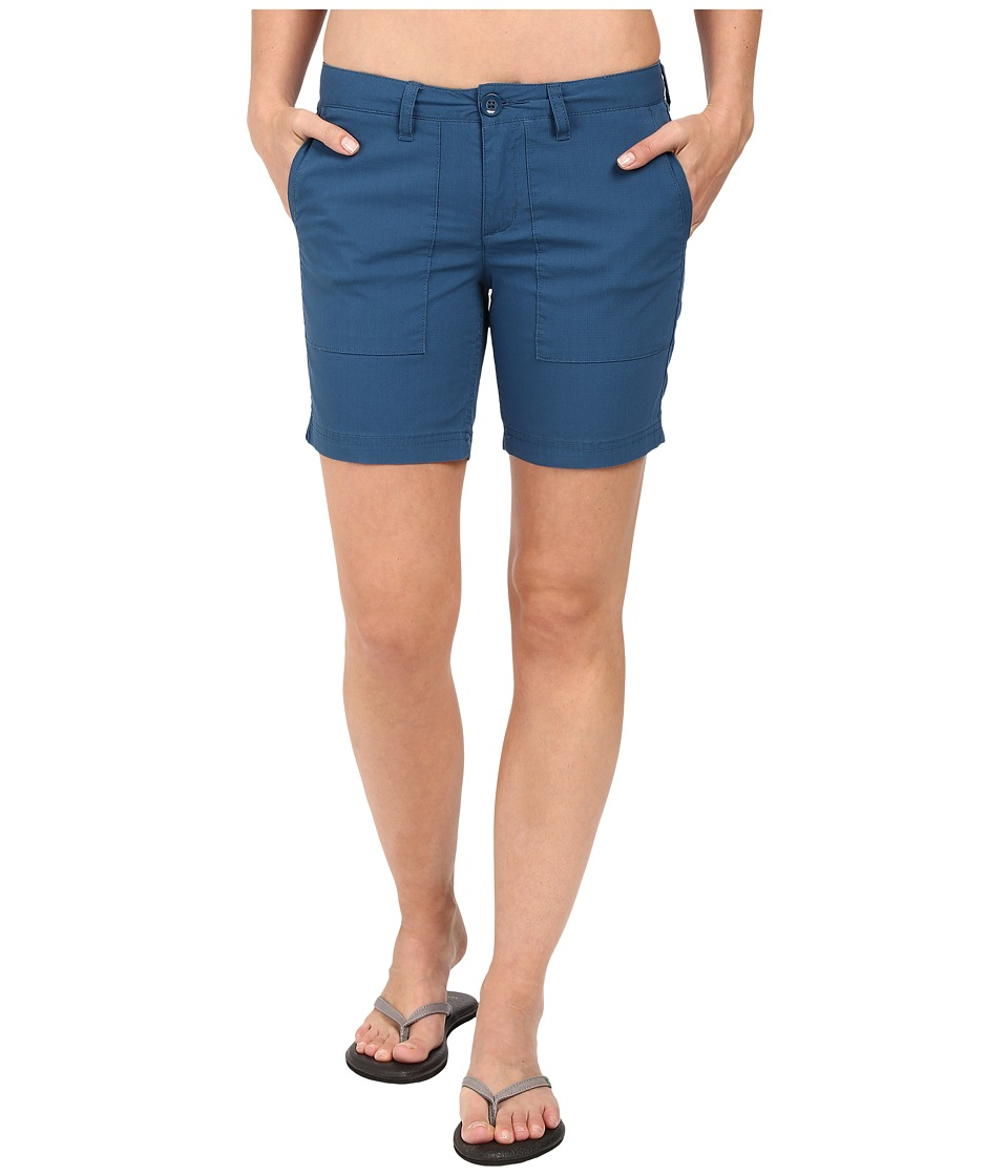 ToadampCo Bristlecone Shorts Inky Teal Womens Shorts