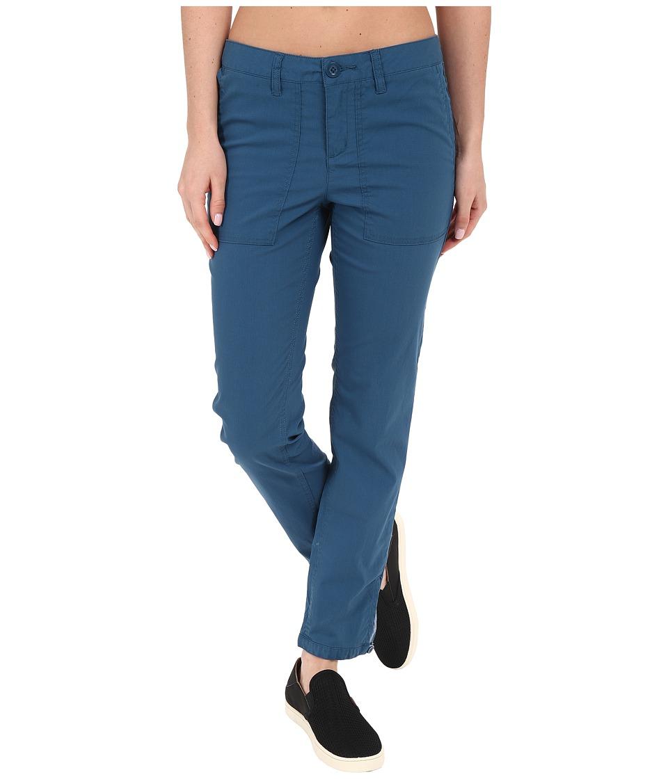 ToadampCo Bristlecone Pants Inky Teal Womens Casual Pants