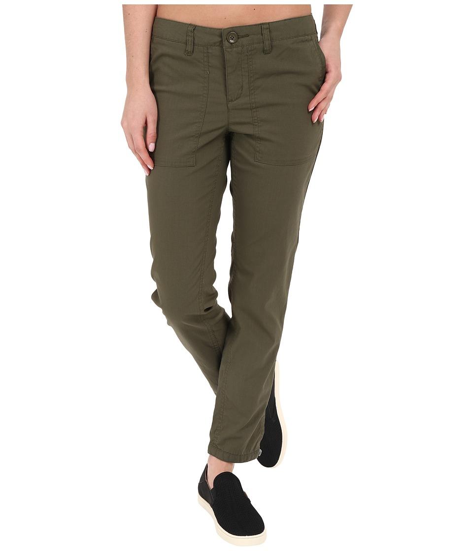 ToadampCo Bristlecone Pants Dark Moss Womens Casual Pants