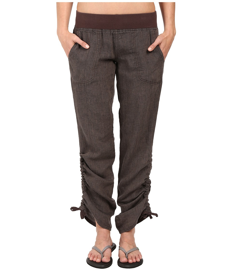 Toad&Co - Lina Pants (Falcon Brown) Womens Casual Pants