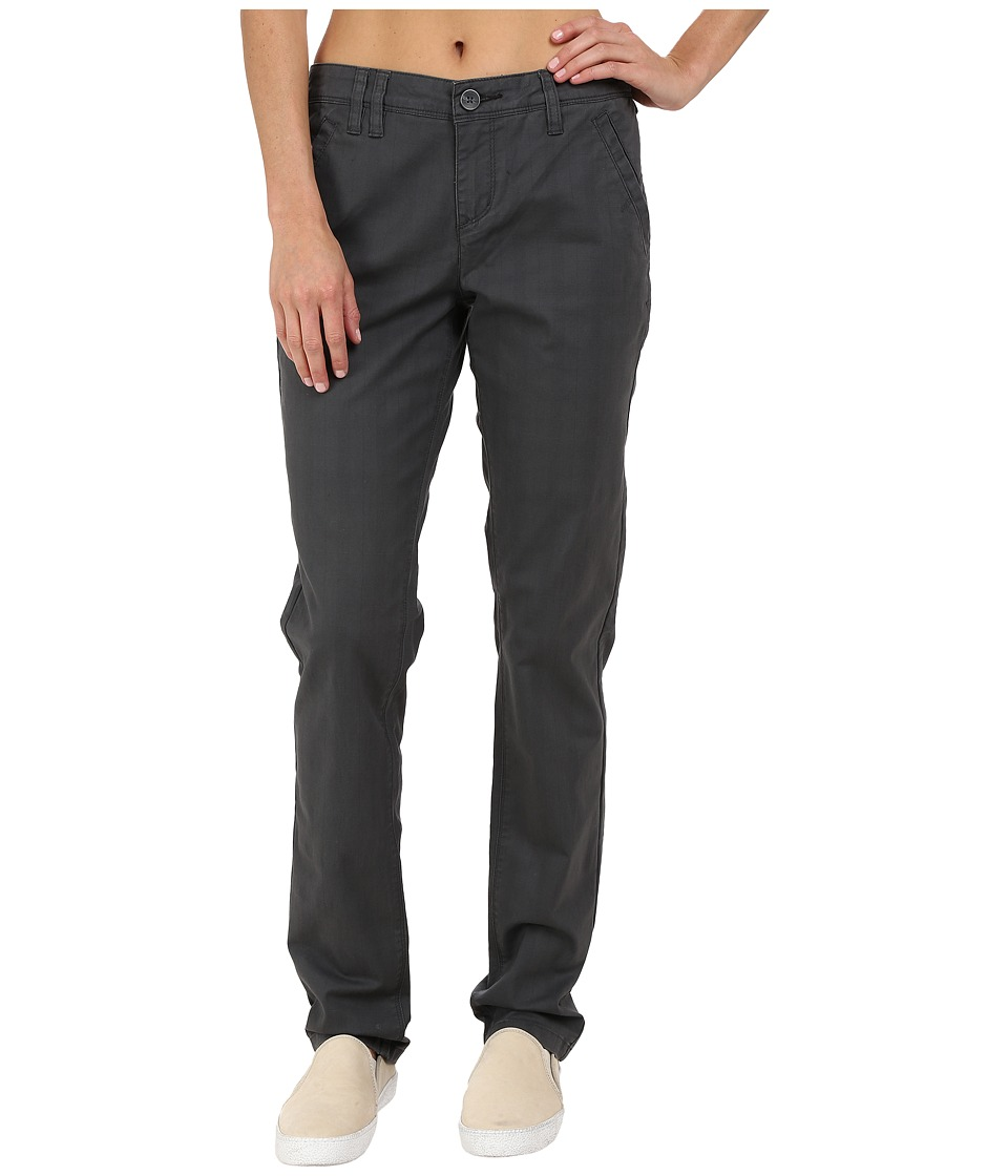 ToadampCo Checkpoint Pants Dark Graphite Womens Casual Pants