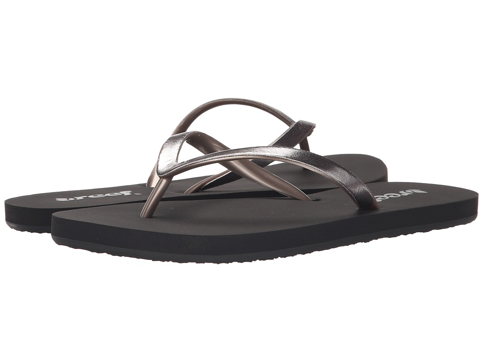 Reef Stargazer Shine (Gunmetal) Women
