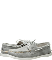 Sperry Top-Sider - A/O 2 Eye White Cap