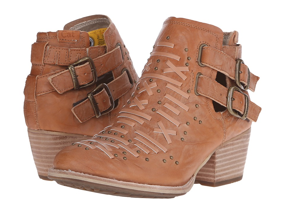 Caterpillar Casual Cheyenne Woody Womens Pull on Boots