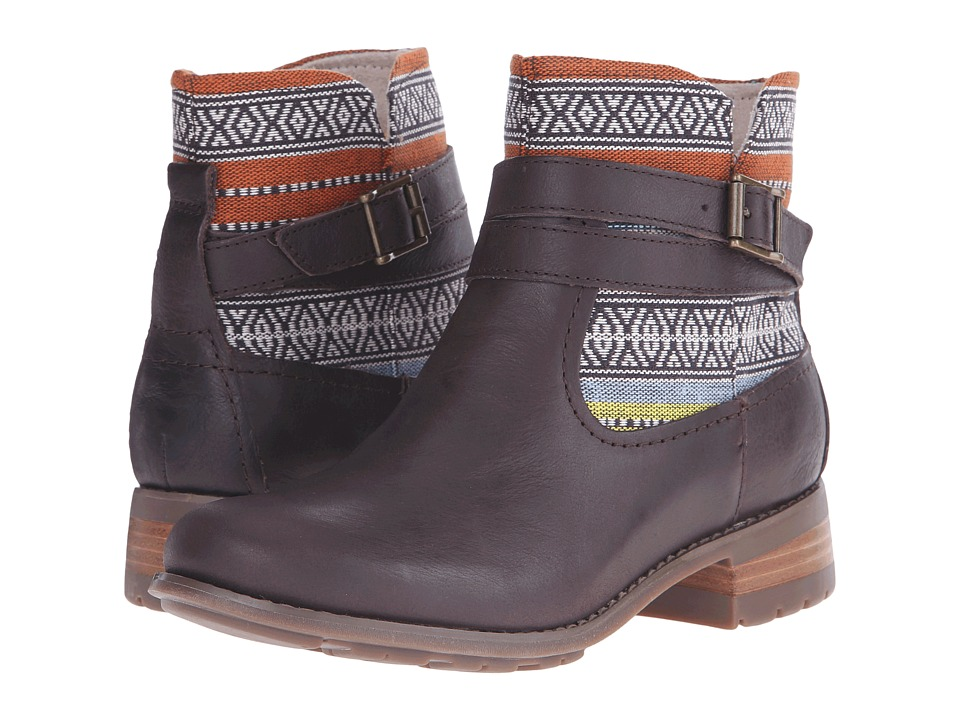 Caterpillar Casual Bethany Mulch Tribal Womens Boots