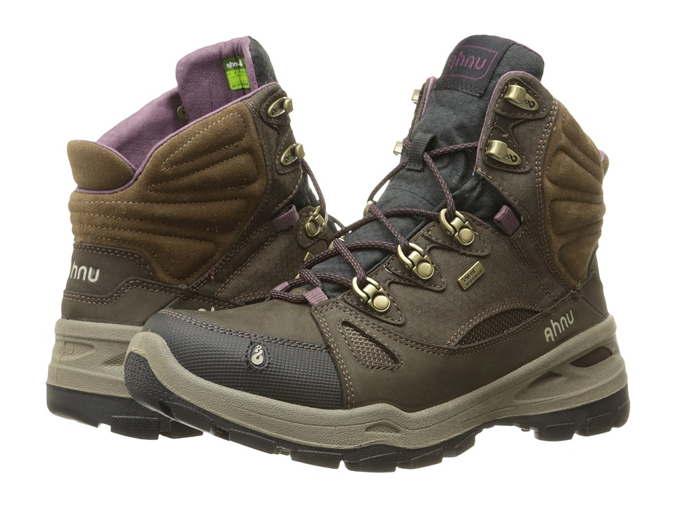 Ahnu North Peak Event (Smokey Brown) Women