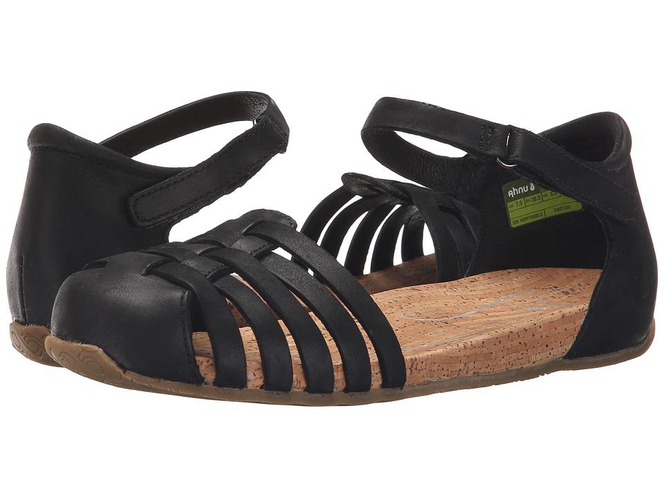 Ahnu Malini Black Womens Shoes