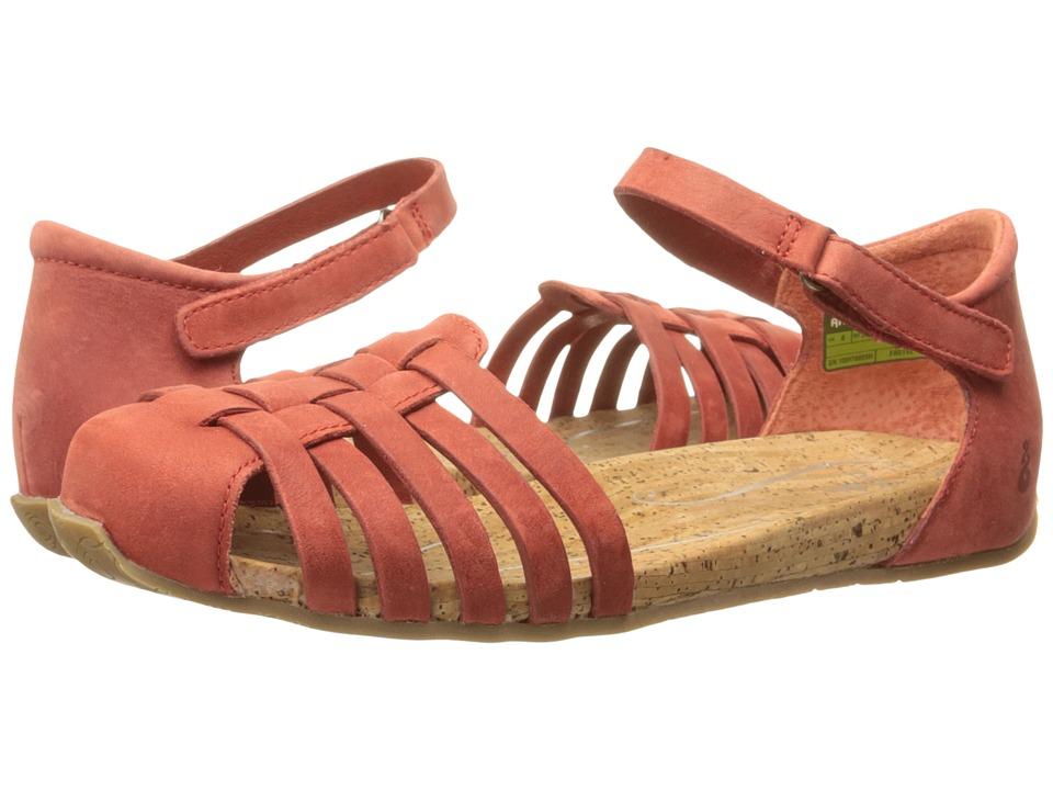 Ahnu Malini Red Stone Womens Shoes