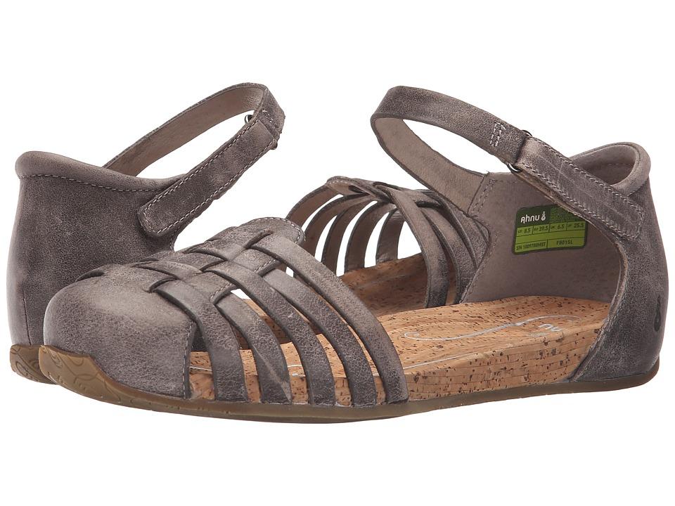 Ahnu Malini Mesa Taupe Womens Shoes